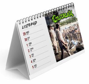 tiskoviny - kalendáře